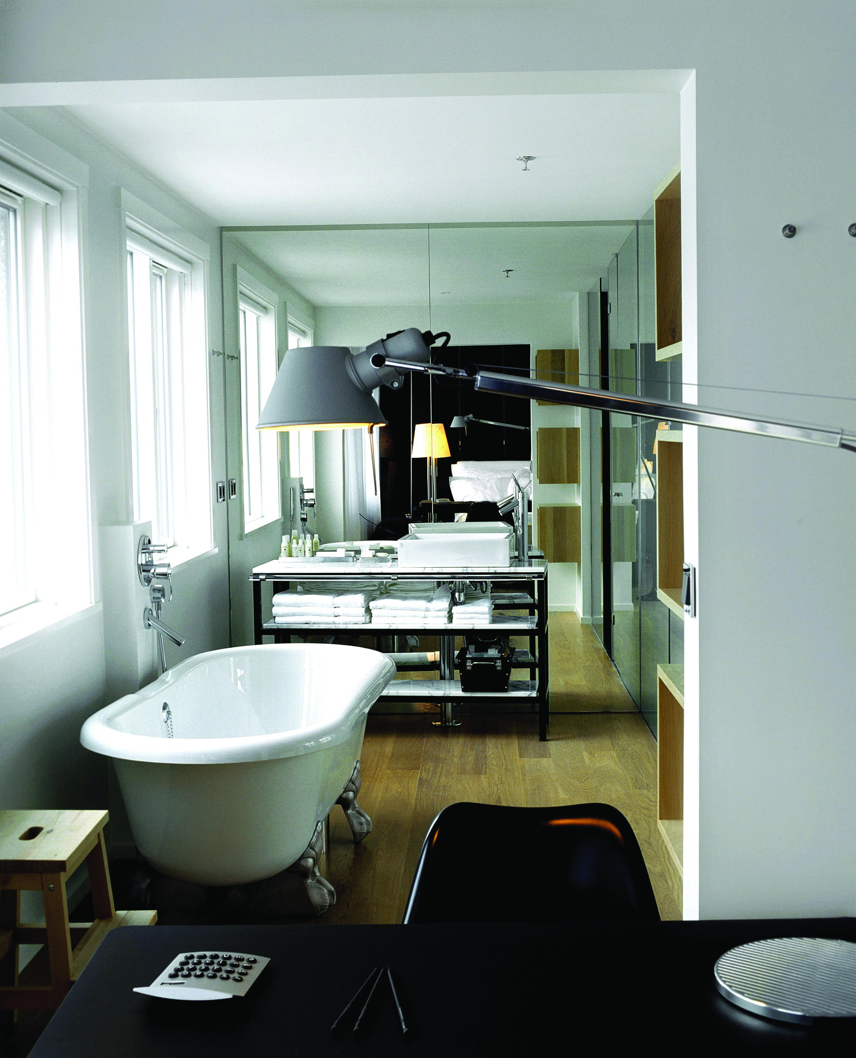 Winter travel guide 2016 home table magazine for Design hotel 101 split