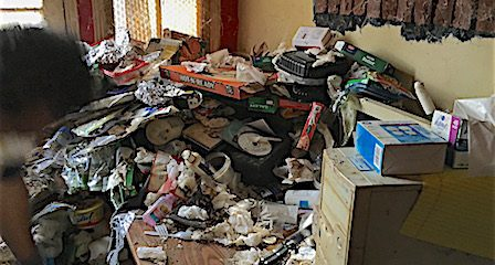 hoarding esate cleaning in orange county ca
