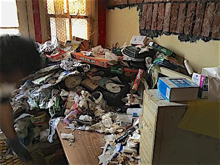 hoarding esate cleaning in orange county ca