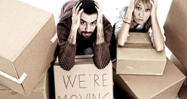 declutter tips before you start packing to move