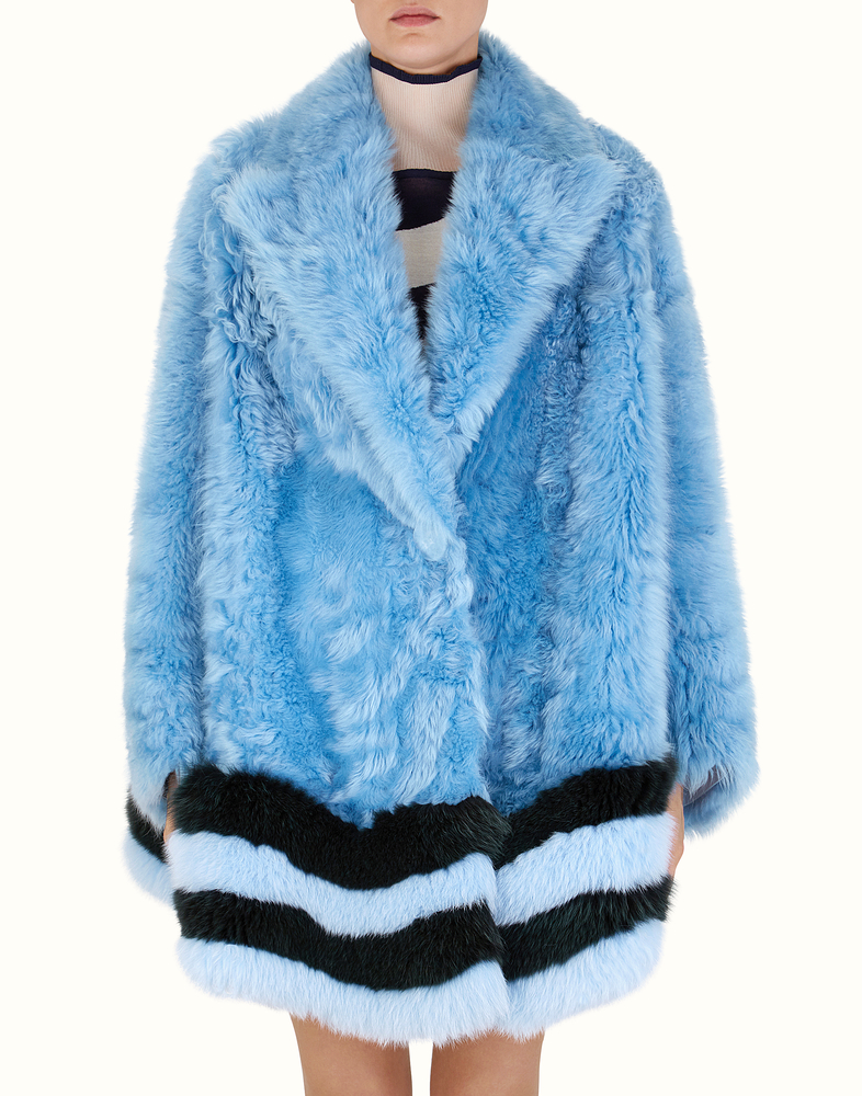Fur: Winter's New Cool Girl