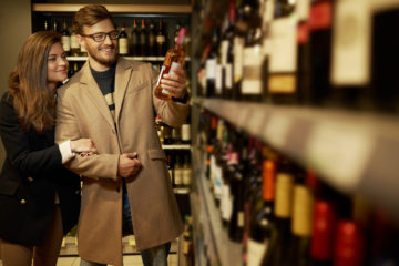 Buying Wine in a Brave New World