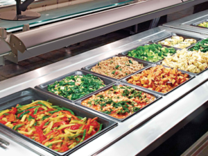 Do Food Service Stores Serve Food